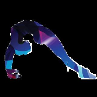 Stacked yoga